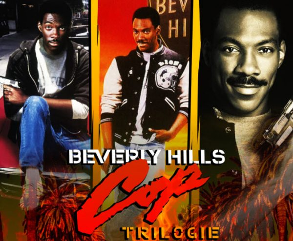 Beverly Hills Cop - Podcast - Banner
