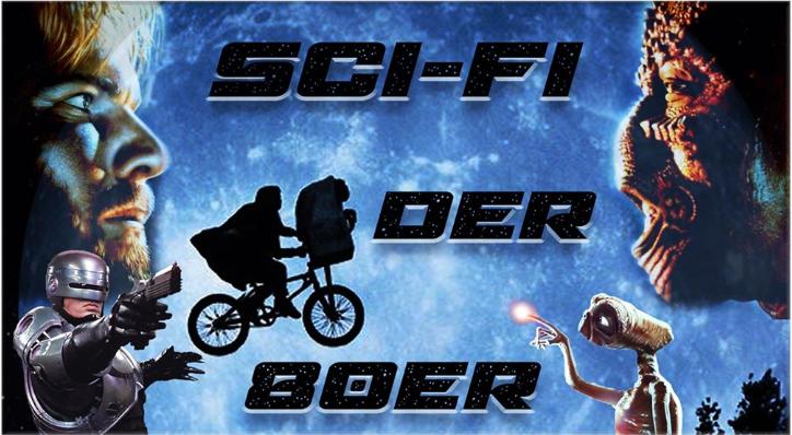 Sci-Fi Filme der 80er