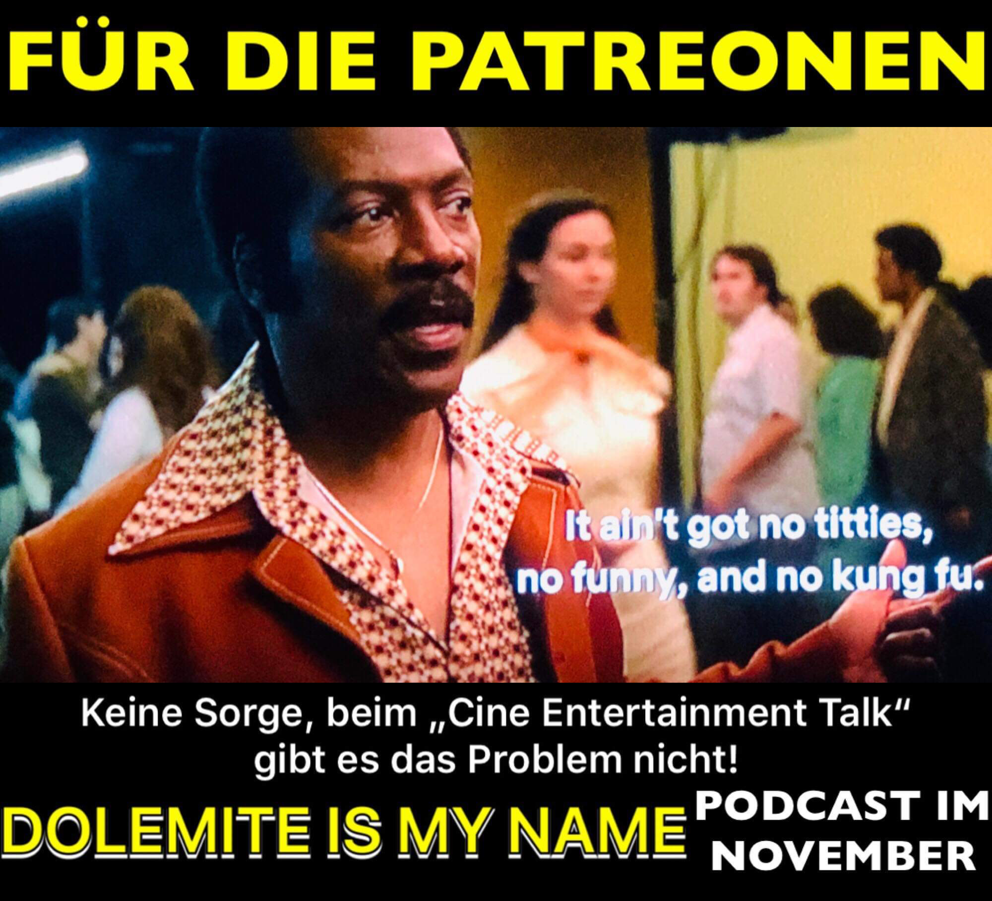 Dolemite Patreon Special