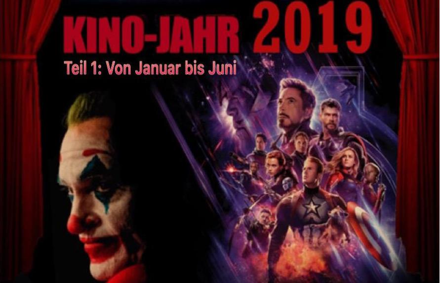 Kinojahr 2019 - Teil 1 - Banner
