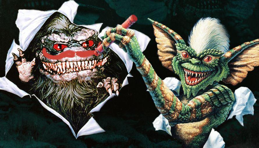 Gremlins vs. Critters - Banner