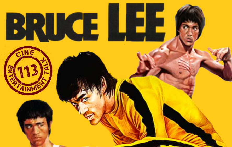 Bruce Lee - Banner