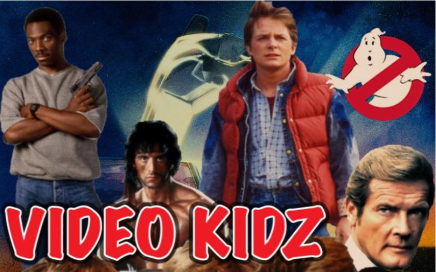 Video Kidz - Lieblingsfilme 1985