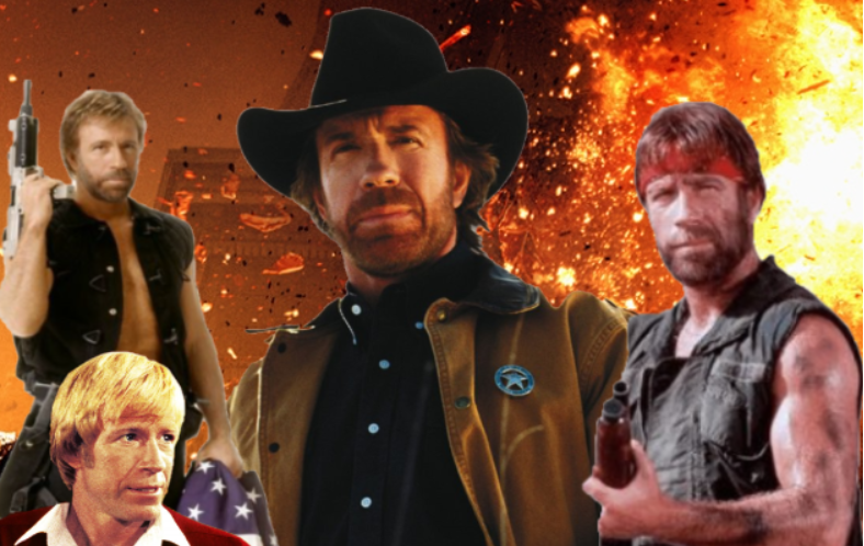 Chuck Norris - Banner