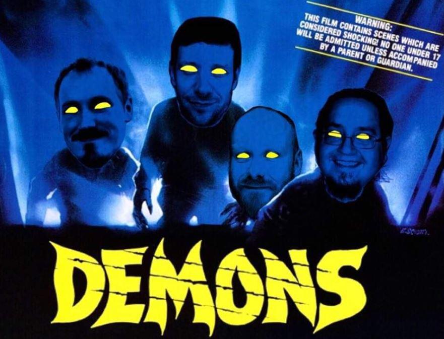Dämonen - Banner